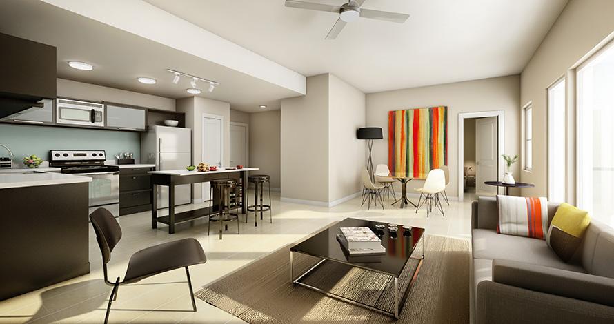 Aluguel de apartamento em Orlando para morar