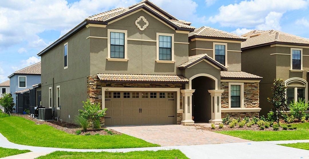 Aluguel de casa por temporada em Orlando