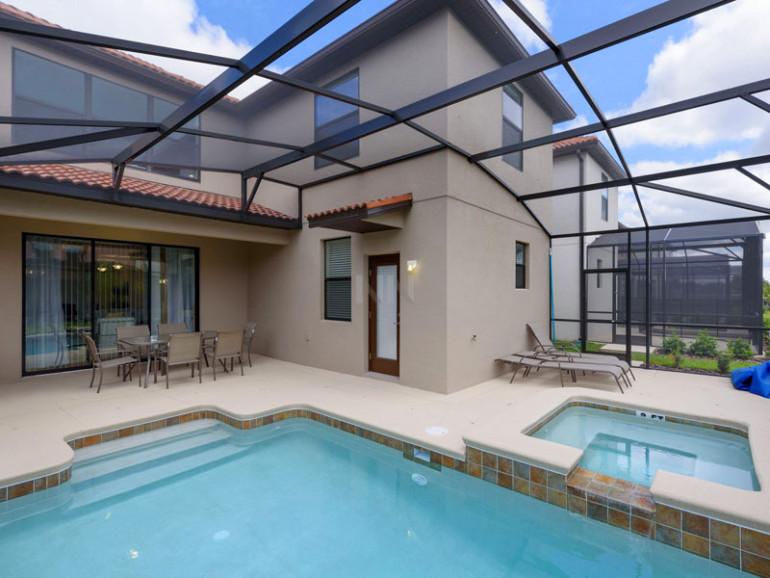 Aluguel de casas em Orlando Disney