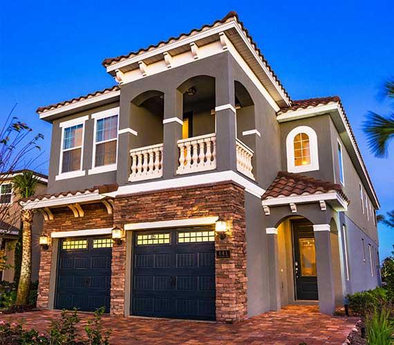 Aluguel de casas para temporada em Orlando