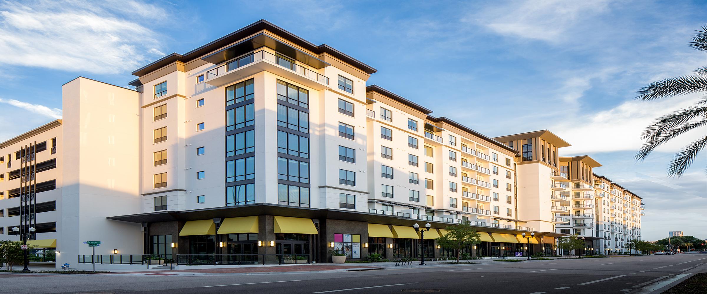 Aluguel Orlando apartamento