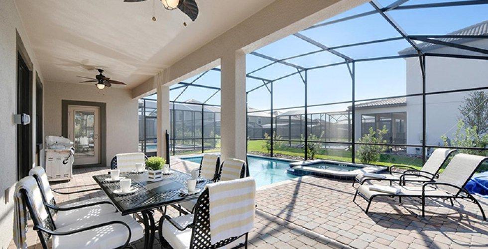 Apartamento para alugar em Orlando temporada