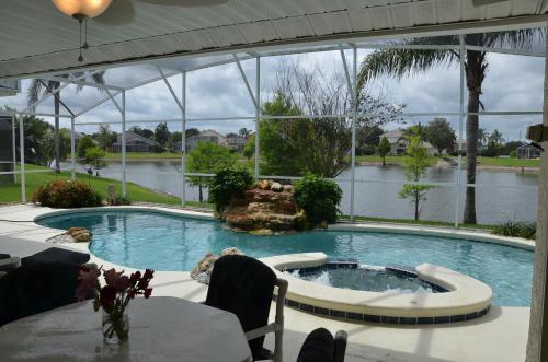 Casas aluguel temporada Orlando