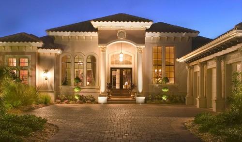 Casas de luxo para alugar em Orlando