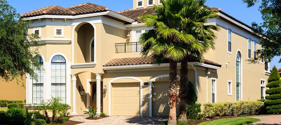 Casas em condomínio em Orlando para alugar