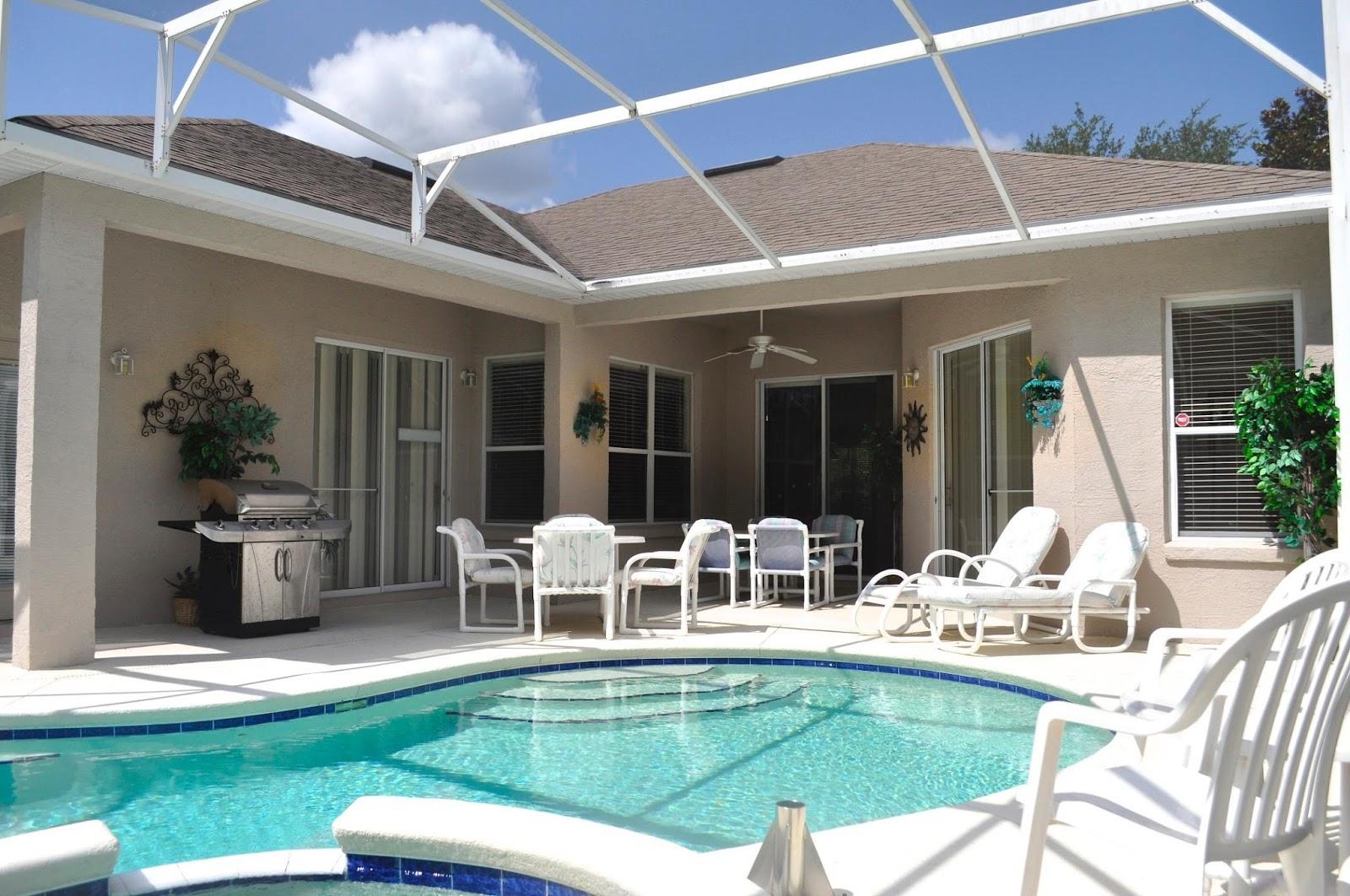 Casas em Orlando para alugar temporada