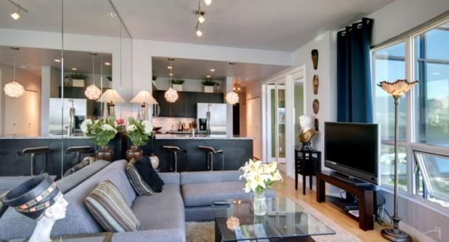 Casas mobiliadas para alugar