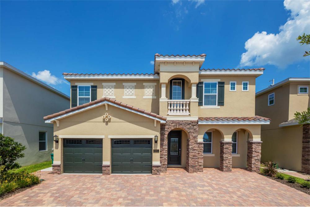 Casas para alugar em Orlando em condomínio