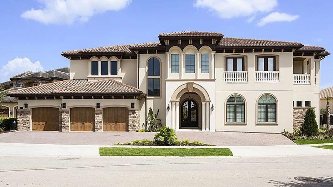 Casas para alugar em Orlando mensal