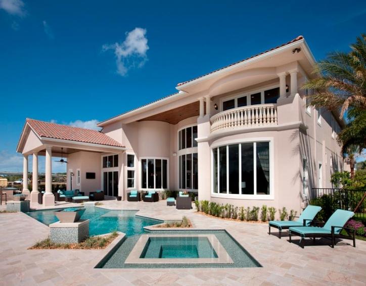 Casas para alugar em Orlando próximo a international drive
