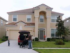 Casas para alugar Orlando Disney