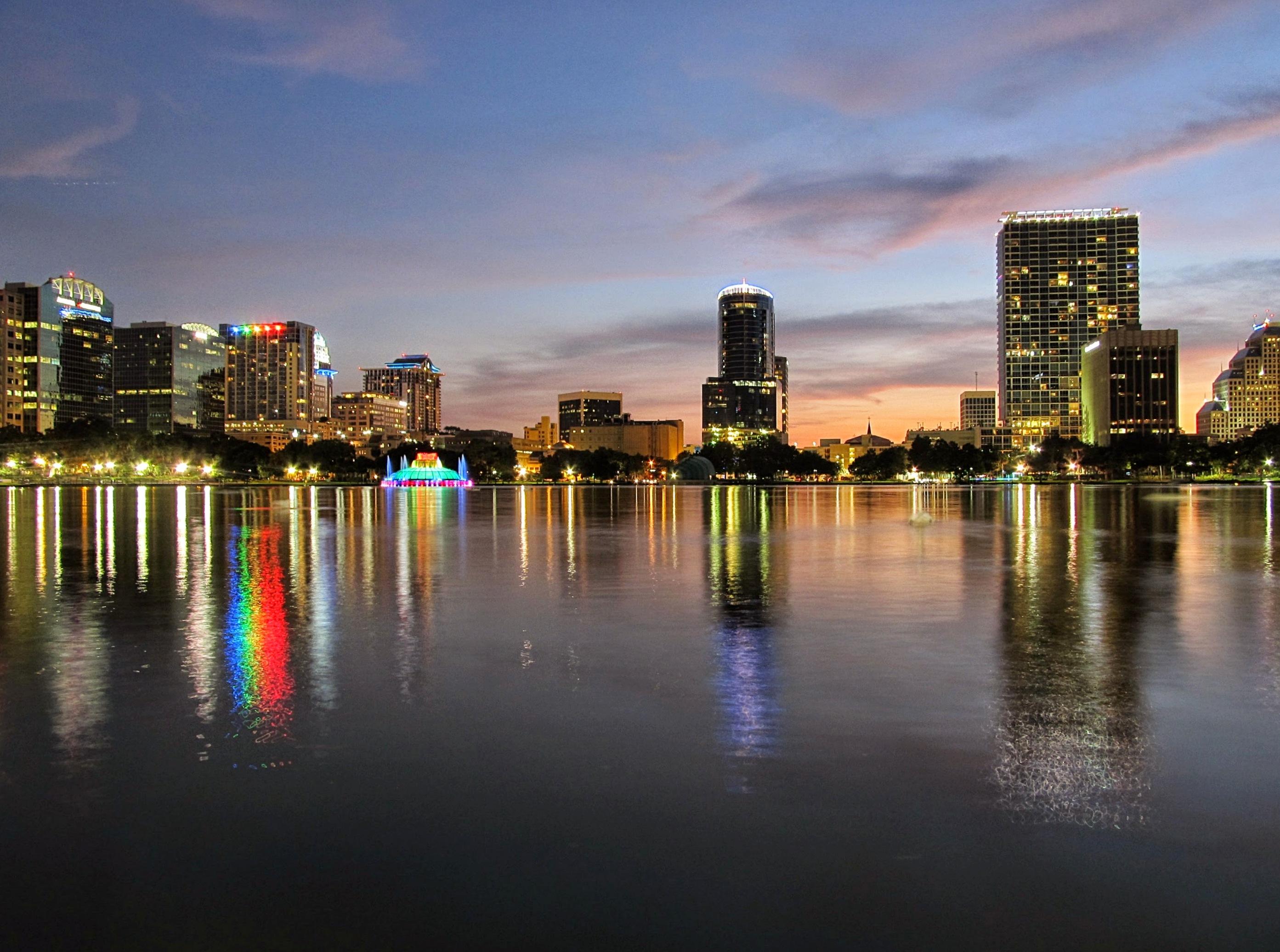 Como morar em Orlando