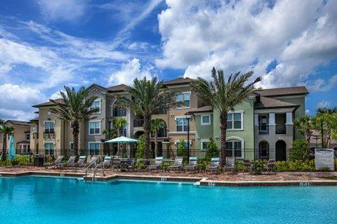 Flat em Orlando para alugar
