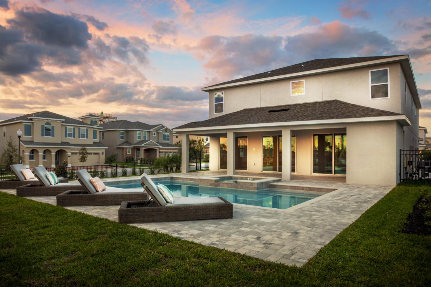 Locação de casas em Orlando