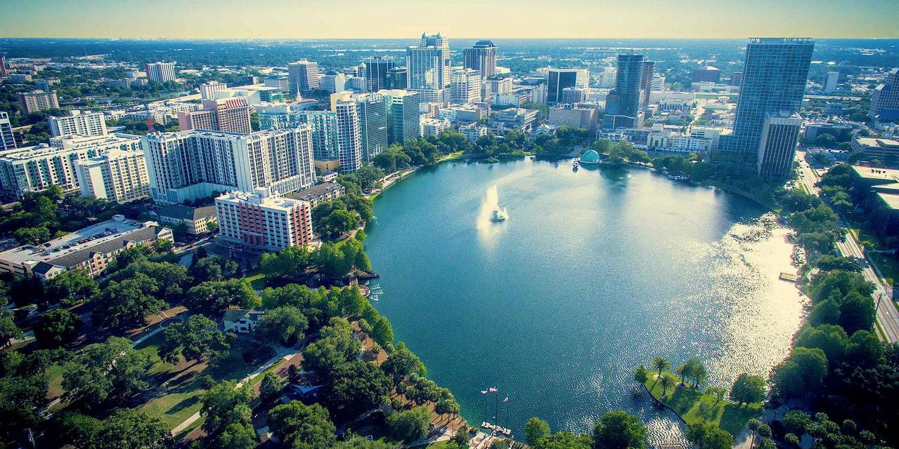 Quero morar em Orlando