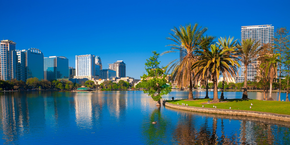 Viagem para Orlando