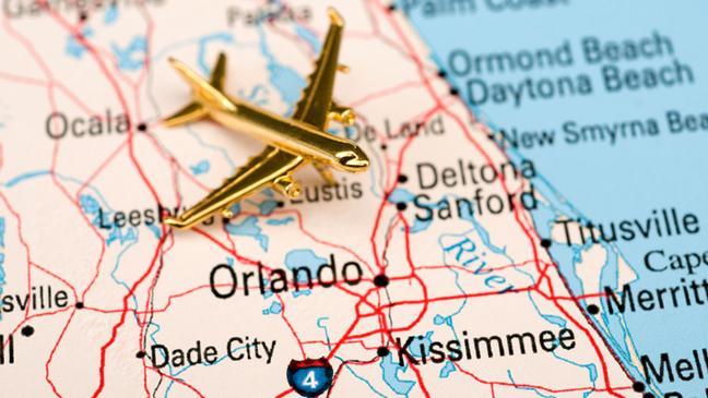 Viajar para Orlando